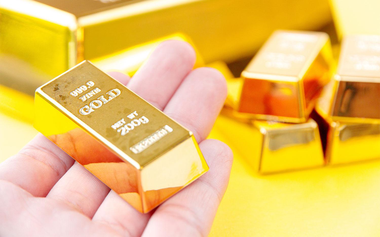 Покупка золота в банке фото